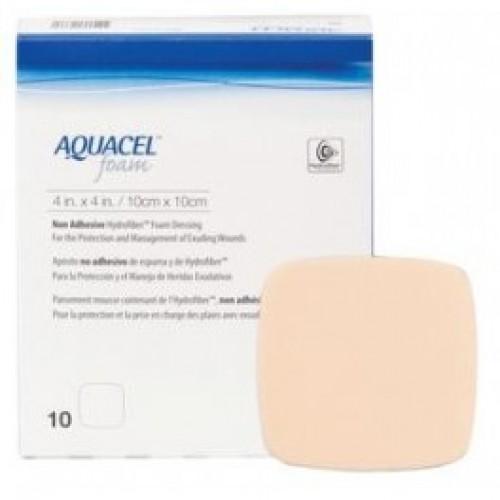 Convatec Aquacel Foam Wound Dressing(10x10cm)(10s)