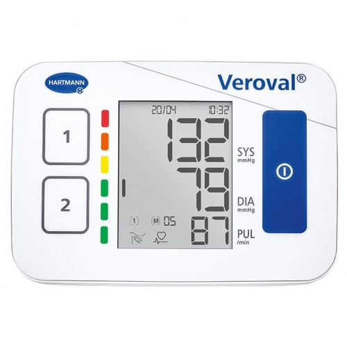 Hartmann Veroval®Compact Upper arm blood pressure monitor