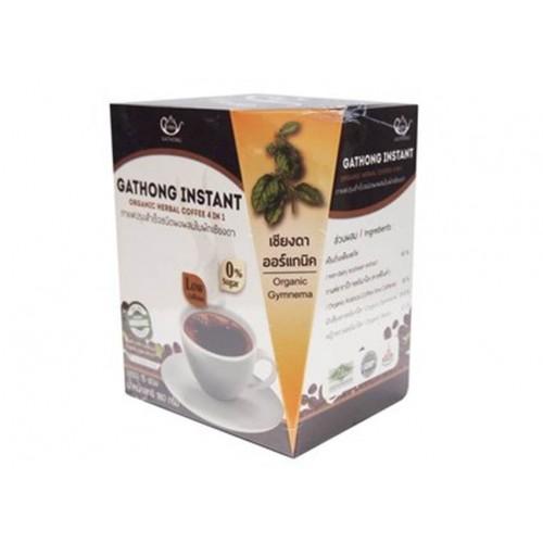 Gathong Instant Organic Herbal Coffee 4 in 1 15's