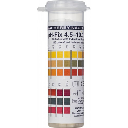 MACHEREY-NAGEL pH test strips (4.5-10)