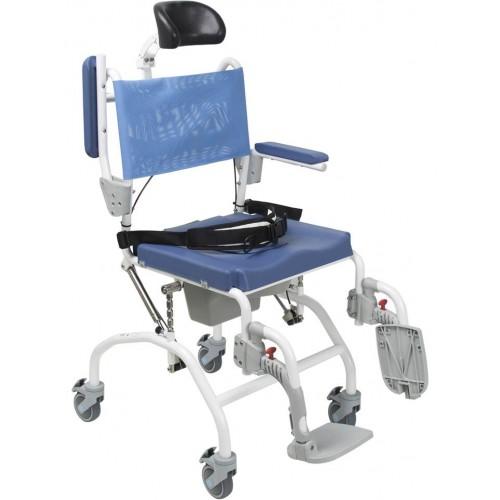 Orthos XXI Baltic Manual Tilt Commode Chair