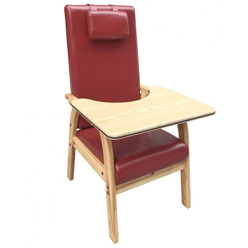 Geriatric Chair with Meal Tray