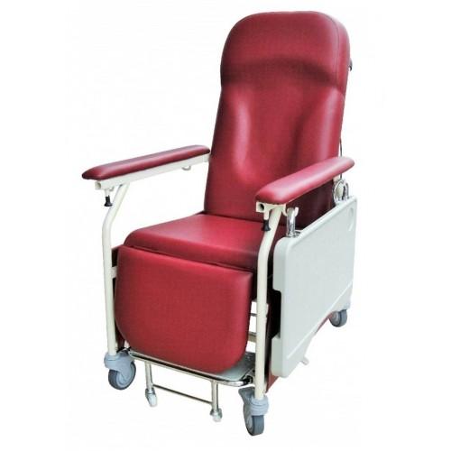Geriatric Chair with Footrest Platform FHA-UM-6401